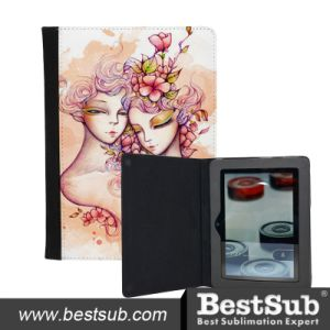 "Bestsub Promotional Personalized Sublimation Tablet PU Case for Kindle Fire 8.9"" Case (KDF07) pictures & photos"