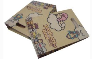 Eco Friendly Colorful Wholesale Custom Food Kraft Paper Bag pictures & photos