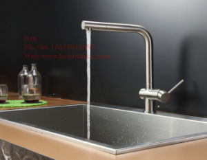 Stainless Steel Handmade Top Mount Kitchen Sink pictures & photos