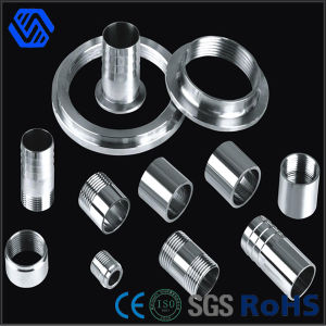 CNC Metal Precision Turning Products CNC Machining Aluminum Parts pictures & photos