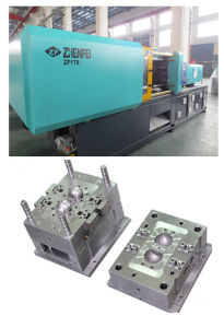408 Fixed Pump Plastic Injection Molding Machine