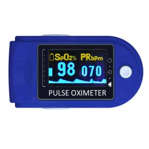 Ce and FDA Certified Portable SpO2 Pulse Oximeter pictures & photos