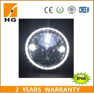 LED Front Lights Car Lights Lumen Headlights pictures & photos