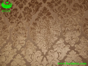 Polyester Velvet Fabric (BS4305) pictures & photos