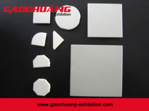 Plastic End Cover for Exhibition Booth Display Stand (GC-PC) pictures & photos