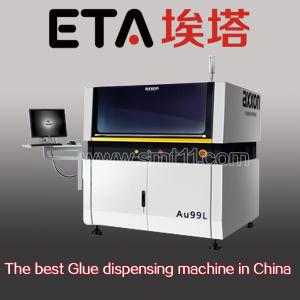 SMT Solder Paste Dispensing Robot/High Viscosity Glue Dispenser/Screw Valve pictures & photos