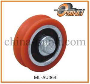 Plastic Pulley Roller for Sliding Window and Door (ML-AU063) pictures & photos