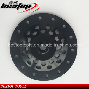 7 Inch/D180mm T Segment Cup Grinding Wheel with 5/8-11 Threaded pictures & photos