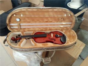 Sinomusik Brand Cheap Price Half Moon Foam Violin Case pictures & photos