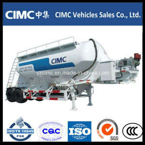 Cimc 50cbm Bulk Cement Tanker Trailer for Sale pictures & photos