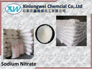 Industrial Grade Sodium Nitrate 99%Min Producer pictures & photos
