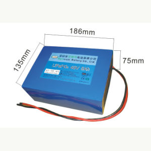 48V5ah LiFePO4 Lithium Battery Pack for Street Light pictures & photos