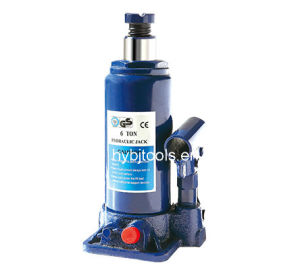 6ton Bottle Jack with Safety Valve pictures & photos