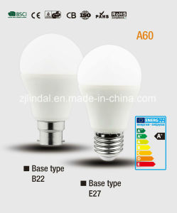 A60 LED Bulb pictures & photos