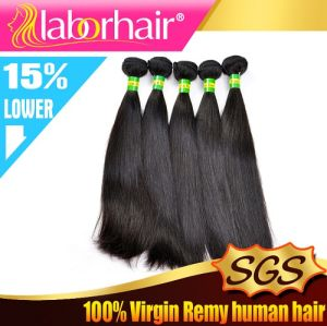 Hot Selling Unprocessed Human Hair 100% Virgin Brazilian Hair Extensions pictures & photos