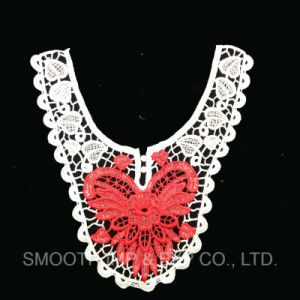 Fashion Sleeve Embroidery Lace Motif Lace Collar Kids and Women pictures & photos