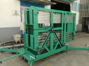 22m Mast Aluminum Climber / Movable Type pictures & photos