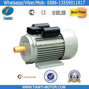 Best Selling Yc 120V Single Phase 5HP Electric Motor pictures & photos