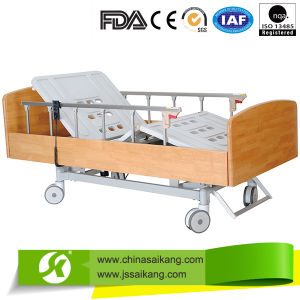 Electric Home Care Nursing Bed, Different Types of Hospital Beds pictures & photos
