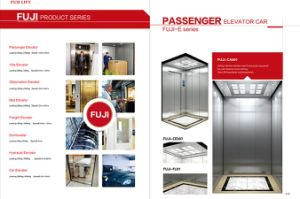 Comfortable and Stable Passenger Elevator pictures & photos
