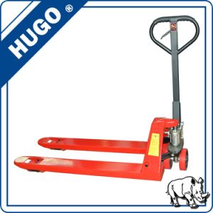 3ton Hydralic Hand Pallet Truck Manual Forklift pictures & photos