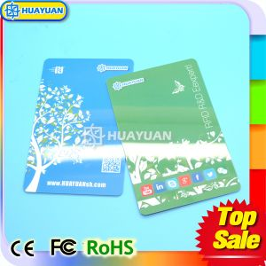 Printing PVC RFID Em4200 Smart Card for Access Control pictures & photos