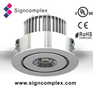 3W LED Downlight Manufacture Supply CE RoHS UL Down Light pictures & photos