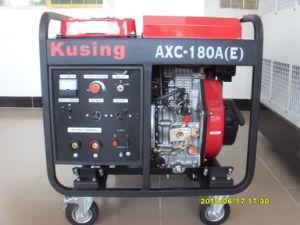 5kVA Protable Diesel Silent Welding Gererator/Solder Generator/Welding Genset/Solder Genset/Diesel Welding/Diesel Solder (AXC-180AE) pictures & photos