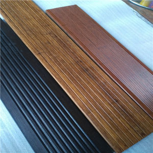 Waterproof Oiled Stained Carbonized Bamboo Outdoor Decking pictures & photos