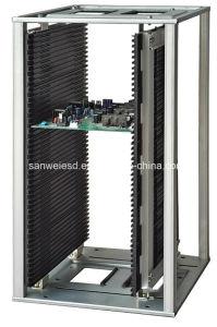 3W-9805301b1h High Temp ESD Antistatic PCB SMT Magazine Rack 200degree. C pictures & photos