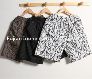 Inone 011 Mens Swim Casual Short Pants Board Shorts pictures & photos