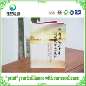 Printing Customize Hardbook Book for Photographic of Works pictures & photos