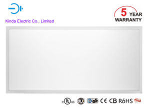 Ceiling/Recessed/Hanging 5 Years Warranty SMD 2835 65W 2X4FT Square LED Panel Light Lighting with Ce RoHS ERP UL Dlc4.0