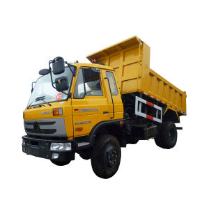 4X4 Light Dump Truck with 4X4 Truck Chassis pictures & photos