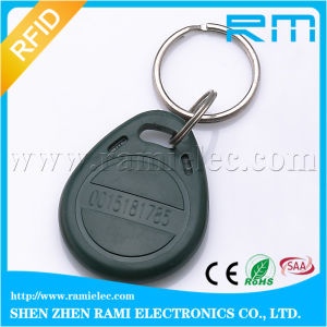 125kHz Em4102 Smart RFID Key Fob Door Identification Key Fob pictures & photos