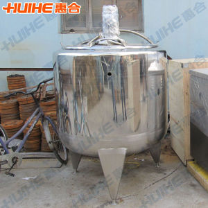 Stainless Steel Mixing Tank (100-3000L) pictures & photos