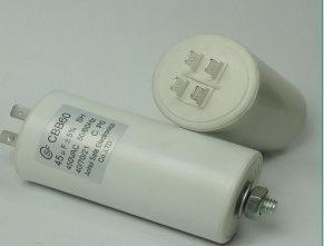 250-450VAC Cbb60 Series 35 UF Fan Film Capacitor pictures & photos