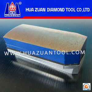 Hot Sale Diamond Metal Fickert Granite Grinding Block pictures & photos