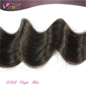 Virgin Indian Temple Hair No Chemical Process Human Hair Weaving pictures & photos