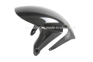 Carbon Fiber Front Mudguard for Aprilia Rsvr pictures & photos