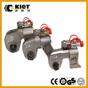 China Factory Price Square Drive Hydraulic Torque Wrench pictures & photos