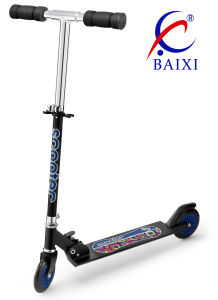 Scooter for Children with Two PU Wheel (BX-2M006) pictures & photos