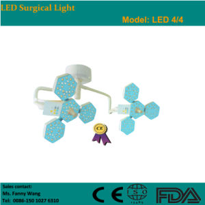 2015 LED Ceiling Surgical Light with Two Heads (LED4/4) -Fanny pictures & photos