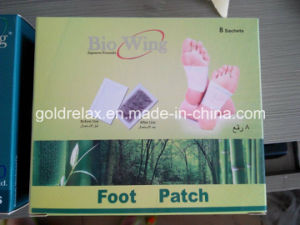 Guangzhou Factory Detox Foot Pads with SGS Testing Report