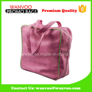 Pink PU Lady Travel Content Makeup Bag Wholesale Custom pictures & photos