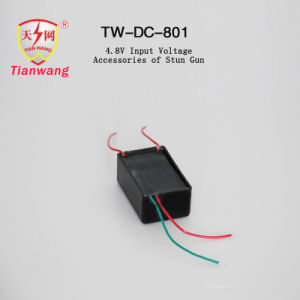 DC 4.8V to 20000V High Voltage Transformer for Stun Gun pictures & photos