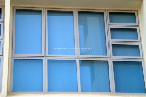Bathroom High Quality Best Price Frosted Glass Aluminium Windows pictures & photos