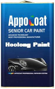 Car Paint: Hs Clear Coat