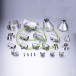 Seamless Steel Pipe Fittings Stainless Butt Welded pictures & photos