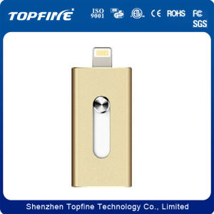 High-Speed Metal OTG USB Flash Drive for Apple iPhone 6/Plus OTG USB Flash Drive pictures & photos